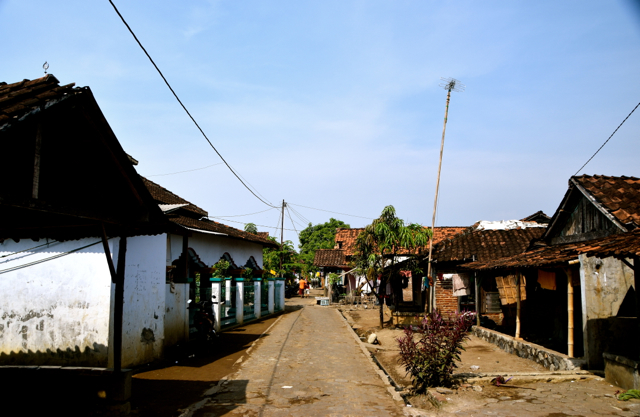 Roban village, central Java  (Photo: Simon Roughneen)
