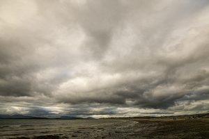 The Atlantic Ocean seen from the coast of Ireland (Simon Roughneen)
